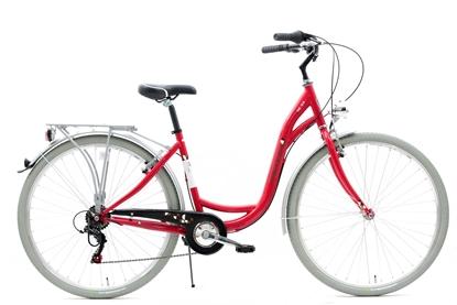 """Rower MAXIM 28"""" MC 0.3.6 czerwony"""