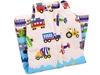 Śpiworek dla dziecka od 2 do 5 lat Kolorowe pojazdy