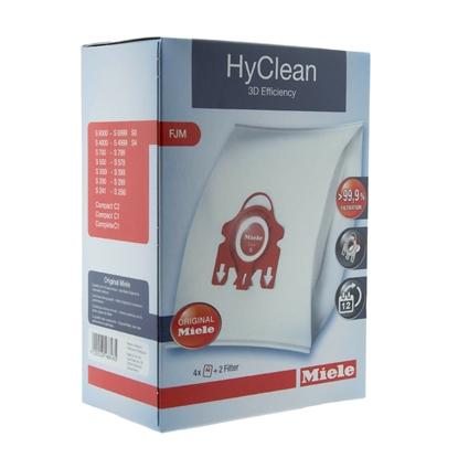 Oryginalne worki Miele S6000 > S6999S6 Hyclean 3D Efficiency F J M