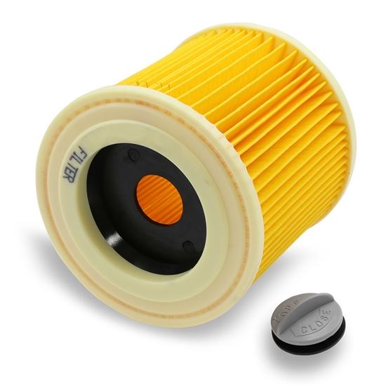 Filtr do odkurzacza Karcher 1000 A2200 A2999 niezmywalny