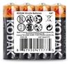 4 x KODAK Xtralife Alkaline LR6/AA (folia)