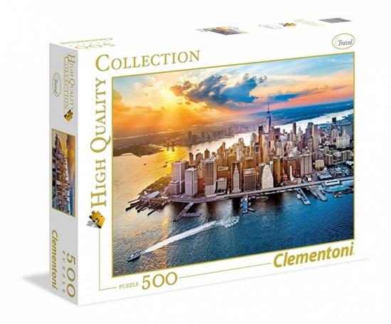 500 ELEMENTÓW New York (GXP-581293)