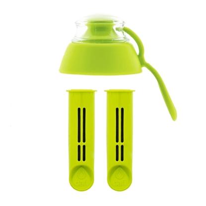 Zestaw dwóch filtrów Dafi do butelki +zakrętka