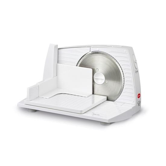 Krajalnica ELDOM  KR100 ,płynna regulacja,składana płyta,moc 100 W