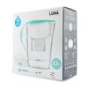 Dzbanek filtrujący wodę Dafi Luna + dwa filtry Unimax