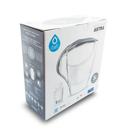 Dzbanek filtrujący Dafi Astra + wkład Classic