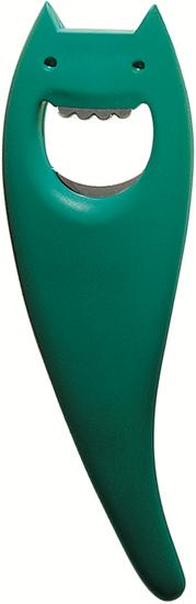 ALESSI - otwieracz do butelek - zielony