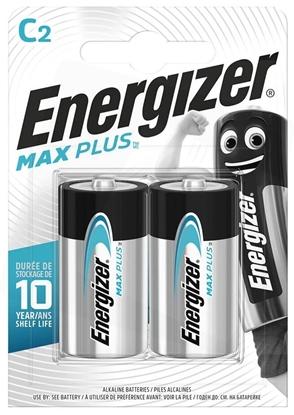 2 x bateria alkaliczna Energizer Max Plus LR14/C (blister)