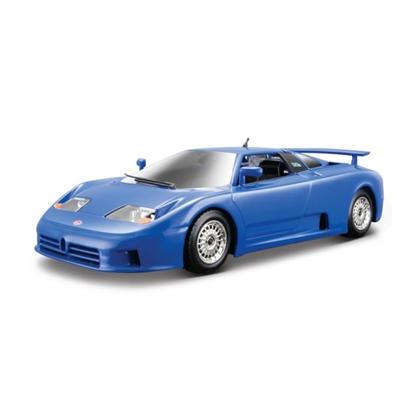 Bburago 1:24 Bugatti EB 110 -niebieski