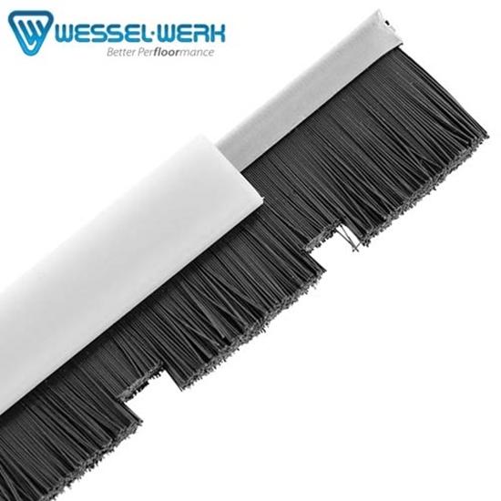 Listwy wymienne do szczotek przemysłowych Wessel Werk GRD370