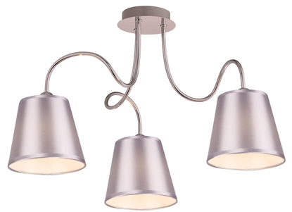 Lampa Sufitowa Wisząca Candellux Luk 33-70746 E14 Chrom