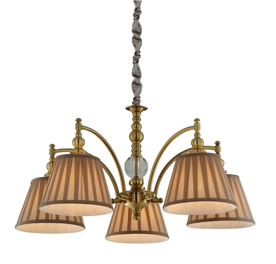 LAMPA SUFITOWA WISZĄCA CANDELLUX AUSTIN 35-13859  E14 PATYNA