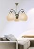 Lampa Sufitowa Wisząca Candellux Orbit 35-69368 E27 Patynowa Miedź