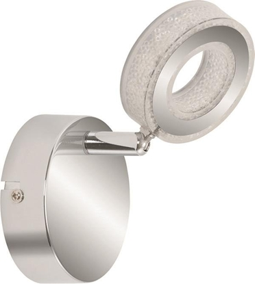 LAMPA ŚCIENNA KINKIET CANDELLUX VINOLA 91-65599  LED CHROM 3000K