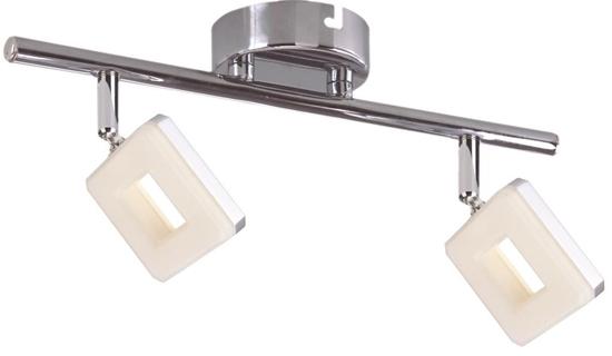 LAMPA ŚCIENNA  CANDELLUX CYNTHIA 92-60822 LISTWA  LED CHROM