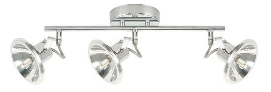 LAMPA ŚCIENNA  CANDELLUX MOON 93-28099 LISTWA  LED G9 CHROM
