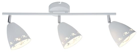 LAMPA ŚCIENNA  CANDELLUX COTY 93-67142 LISTWA  E14 BIAŁY MAT