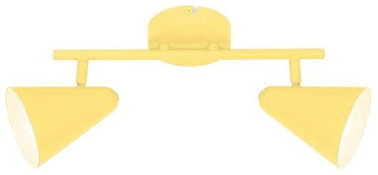 LAMPA ŚCIENNA  CANDELLUX AMOR 92-68804 LISTWA  E14 BANANOWY