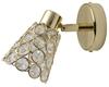 LAMPA ŚCIENNA KINKIET CANDELLUX GLOSSY 91-97432 G9 MOSIĄDZ