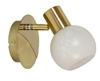 LAMPA ŚCIENNA KINKIET CANDELLUX AVILA 91-07100  E14 MOSIĄDZ