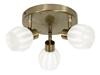 LAMPA SUFITOWA  CANDELLUX BARS 98-06790 PLAFON  G9 PATYNA