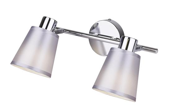 LAMPA ŚCIENNA  CANDELLUX PIN 92-70654 LISTWA  E14 CHROM