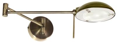 LAMPA ŚCIENNA KINKIET CANDELLUX LARGO 21-20239  G9 PATYNA