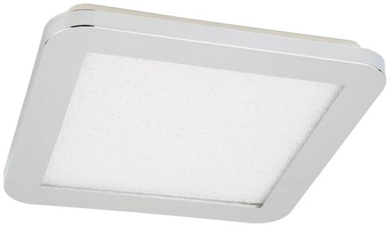 Lampa Sufitowa Candellux Nexit 10-66787 Plafon 12W Led Ip44 Chrom+Granila 3000K