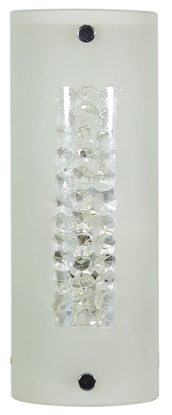 Kinkiet łazienkowy lampa ścienna E27 60W plafon Abrego Candellux 10-28600