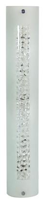 Kinkiet łazienkowy lampa ścienna E27 3x60W plafon Abrego Candellux 10-28624