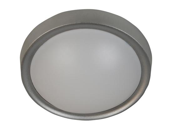 Lampa Sufitowa Candellux Vatan 13-11438 Plafon E27 Plastik Energo Szara