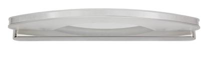 Kinkiet chromowy LED lampa ścienna 41cm Nike Candellux 20-37374