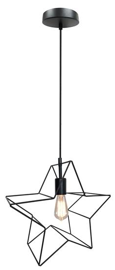 LAMPA SUFITOWA WISZĄCA CANDELLUX GWIAZDKA 31-64080  E27