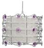 LAMPA SUFITOWA WISZĄCA CANDELLUX SENECA 31-02976   E27 FIOLET