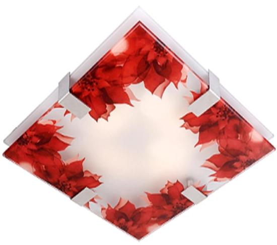 Lampa Sufitowa Candellux Rapsody 10-30306 Plafon E27 Kwadrat