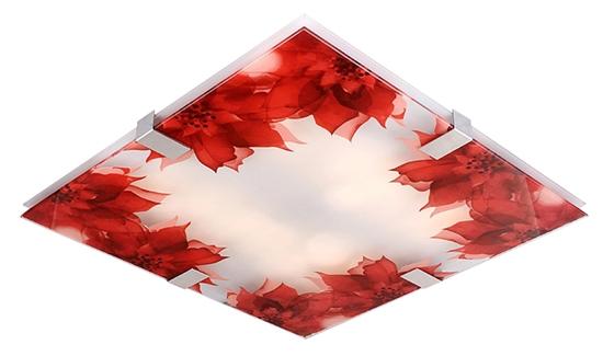 Lampa Sufitowa Candellux Rapsody 10-30757 Plafon Led Kwadrat