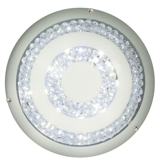Lampa Sufitowa Candellux Monza 14-64066 Plafon Led 6500K