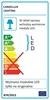 Lampa Sufitowa Candellux Astro 13-49728 Plafon Led 3000K Fioletowy