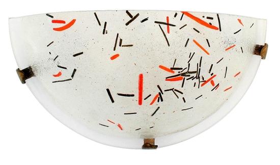 Lampa Sufitowa Candellux Salto 11-95247 Plafon1/2 60W