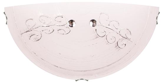 Lampa Sufitowa Candellux Asme 11-35038 Plafon E27 Srebrny