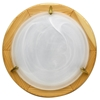Lampa Sufitowa Candellux Duna 13-64052 Plafon Sosna Alabaster