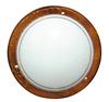 Lampa Sufitowa Candellux 1030 14-32143 Plafon Drewno Standard E27 Dąb