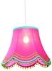 LAMPA SUFITOWA WISZĄCA CANDELLUX ARLEKIN 31-94509   E27 RÓŻOWY