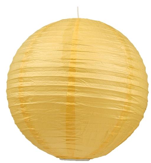 Kula Kokon Candellux Abażur 31-88218 Papierowa Żółty