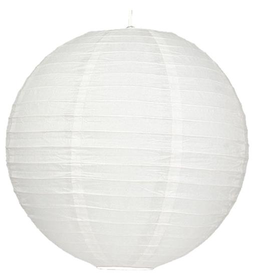 Abażur papierowy biały kokon kula 50cm Candellux 31-88195