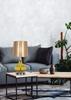 Lampa Stołowa Candellux Alladina 41-10933 E14 Bursztyn