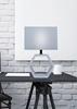 Lampa Stołowa Ceramiczna Candellux Vidal 41-68552 E27 Grafitowy
