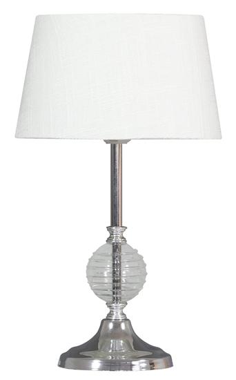 Lampa Stołowa Gabinetowa Candellux Fero 41-95046 E27 Transparent