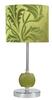 Lampa Stołowa Gabinetowa Candellux Cort 41-34724 E27 Zielony