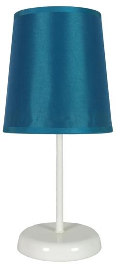 Lampa Stołowa Candellux Gala 41-98545 E14 Niebieska